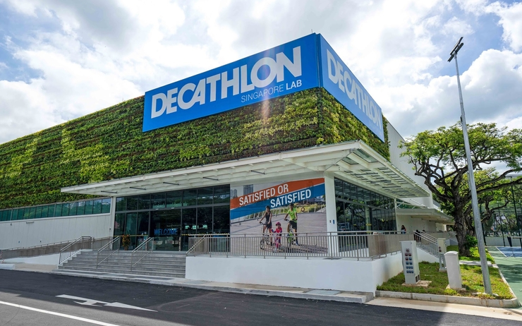 Decathlon Singapore Lab