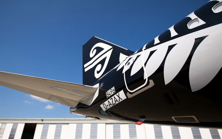 air new zealand australie