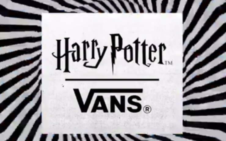 Vans Harry Potter collection collaboration Londres Royaume-Uni