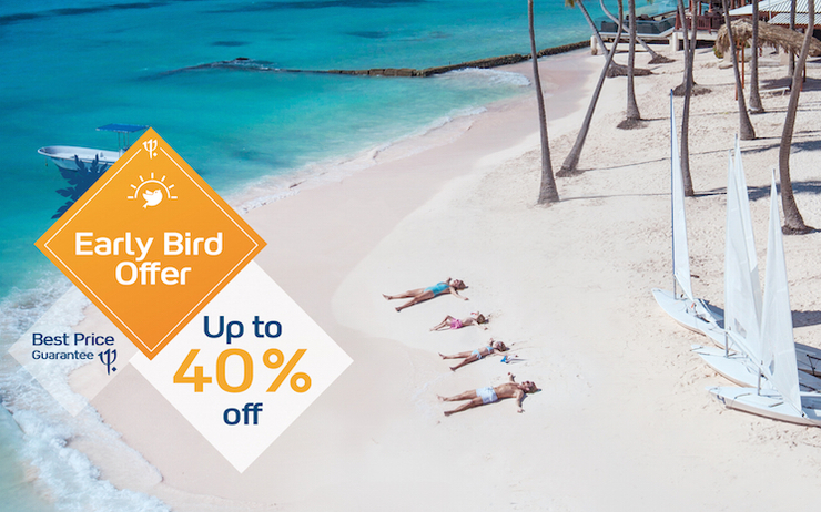 Club Med early bird packages Asie