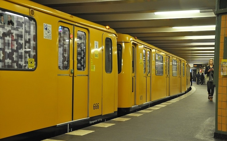 transports urbains Berlin tickets