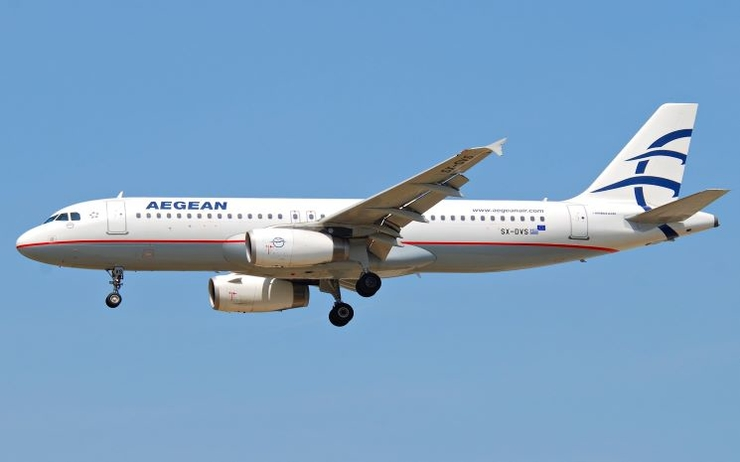 aegean airlines meilleure compagnie