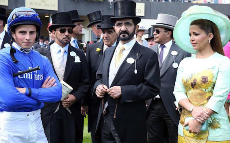 cheikh mohamad royal ascot