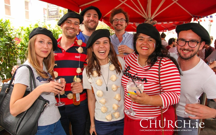 Saison 5 du Bastille Day au Church !