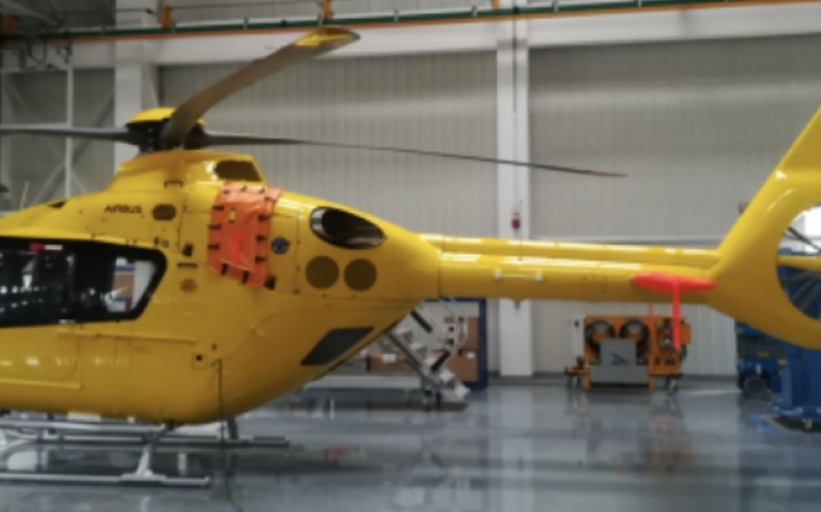 Airbus Helicopter en Chine