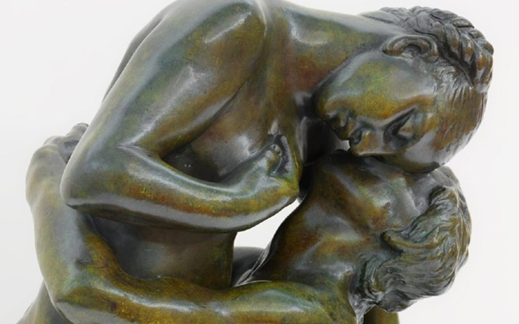 Into the fire recital Camille Claudel AF Bombay