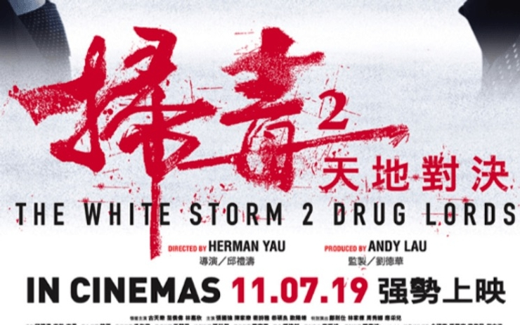The White Storm 2