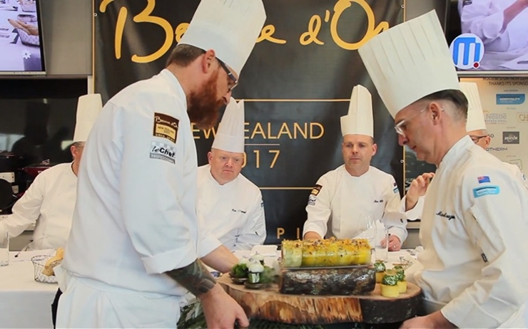 Bocuse d'or new zealand