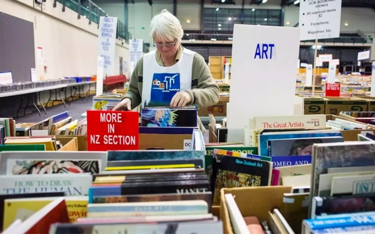 Wellington DCM Bookfair