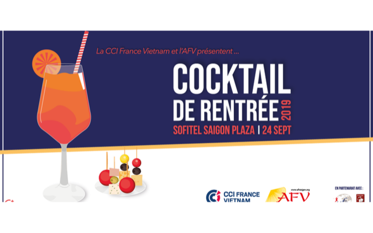 cocktail rentree 2019 CCIFV