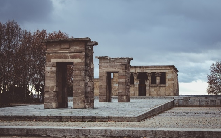 temple debod madrid