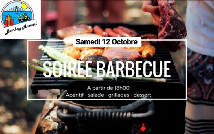 Bombay Accueil barbecue rentree