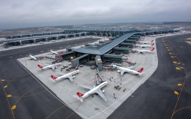 aeroport istanbul chiffres turquie International Airport Review