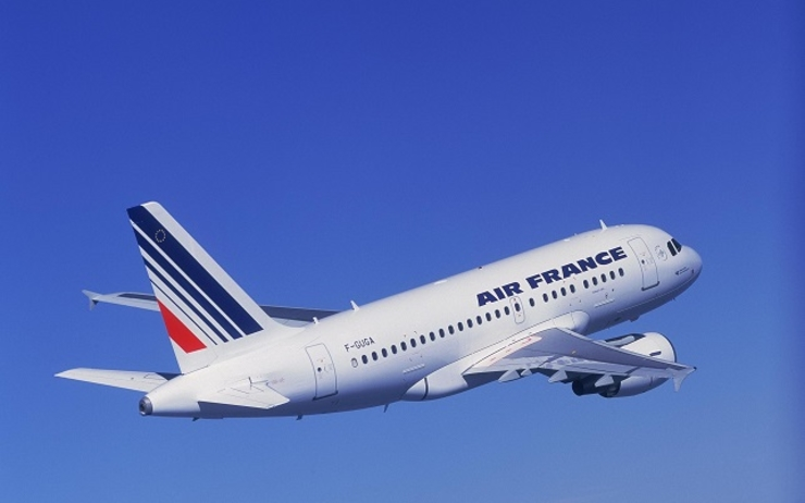 air france orly madrid