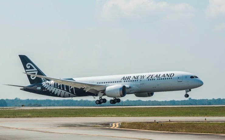AIR New Zealand 787 Dreamliners