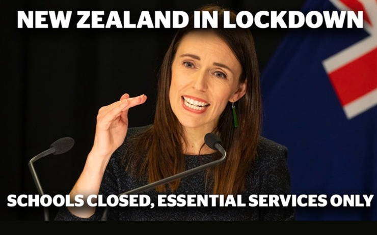 NZ Lockdown