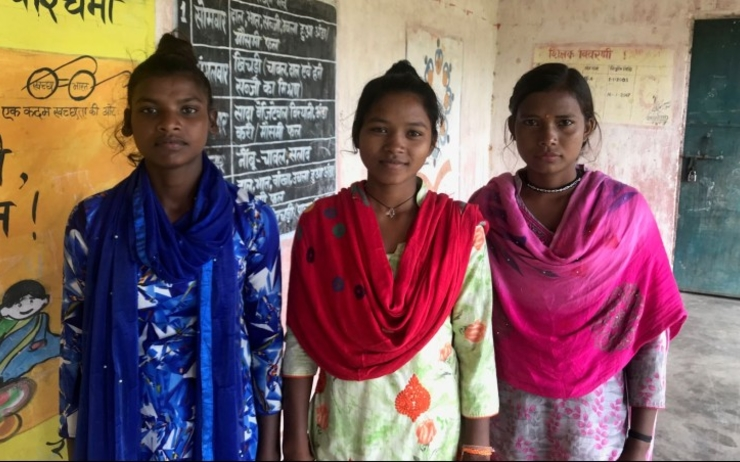 youthinvest girls education jharkhand