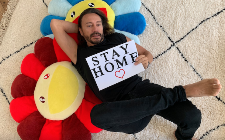Bob Sinclar Stay Home