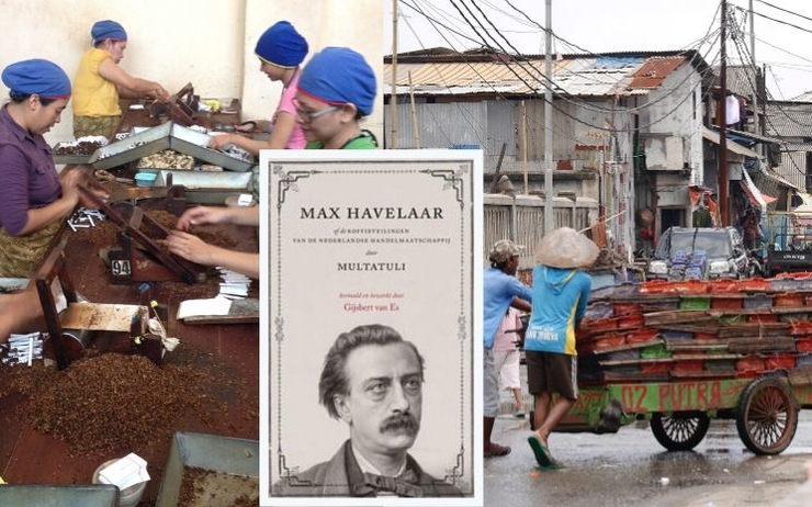 Max Havellaar roman Indonesie