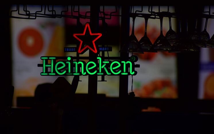 Heineken Mexico restaurants bars