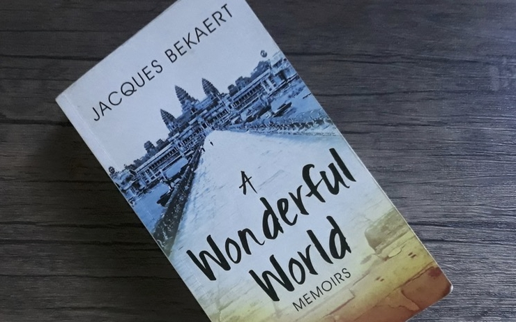 Livre de Jacques Bekaert A Wonderful World
