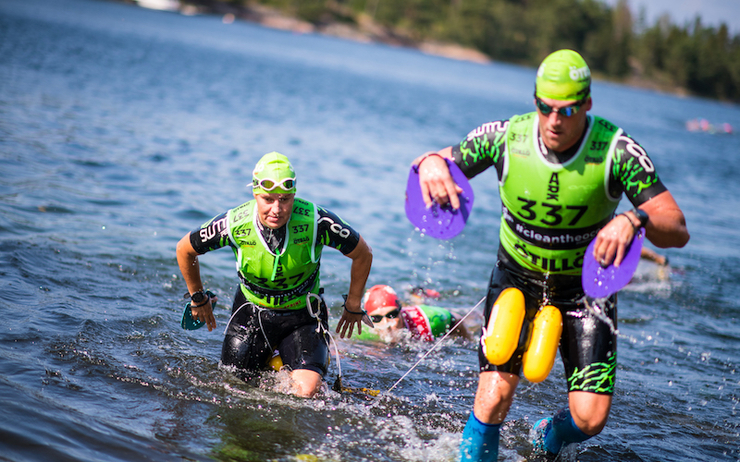 OTILLO Swimrun 2020