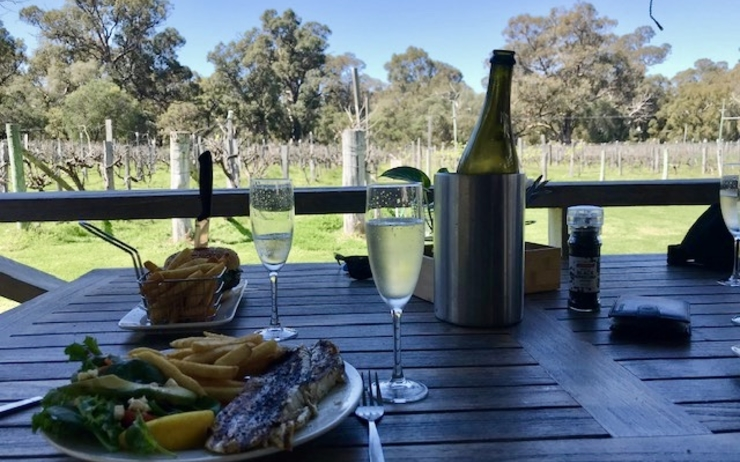 Cape Bouvard Winery French Touch