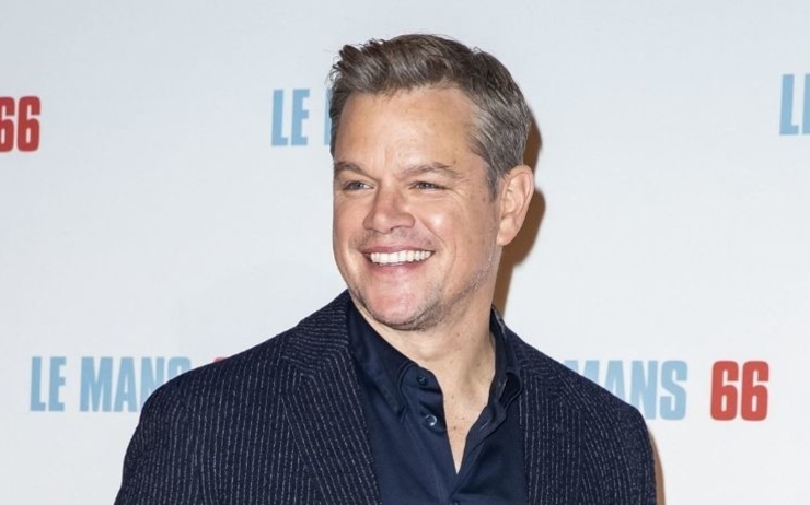 matt damon sydney