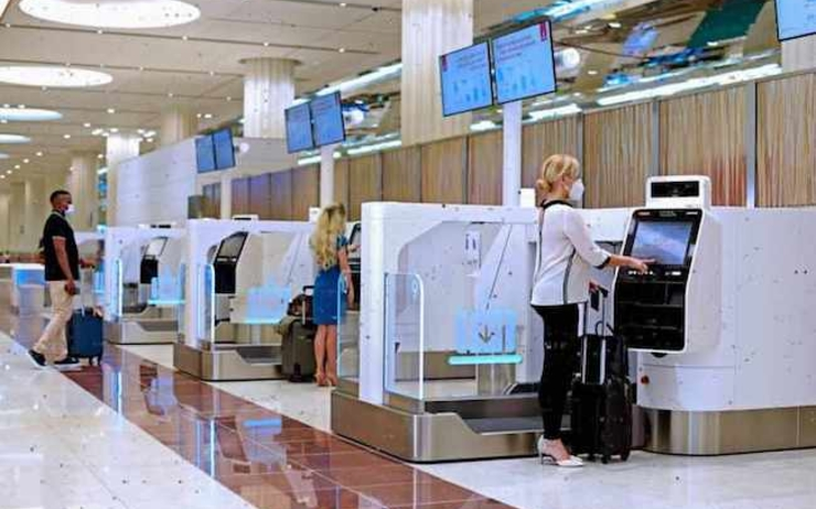 facial passport Dubai