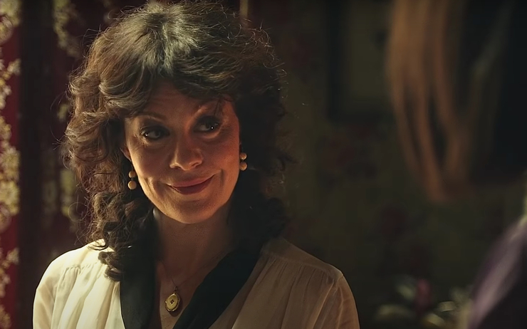 polly peaky blinders harry potter actrice helen mccrory