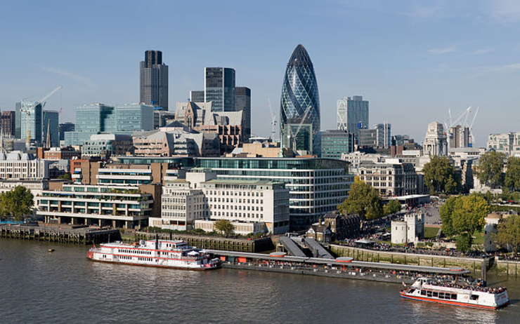 City - business - londres - forbes - royaume-uni