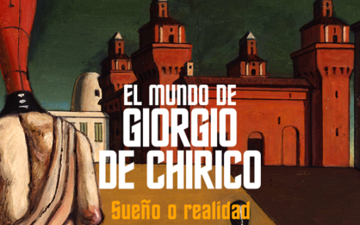 de chirico madrid caixaforum