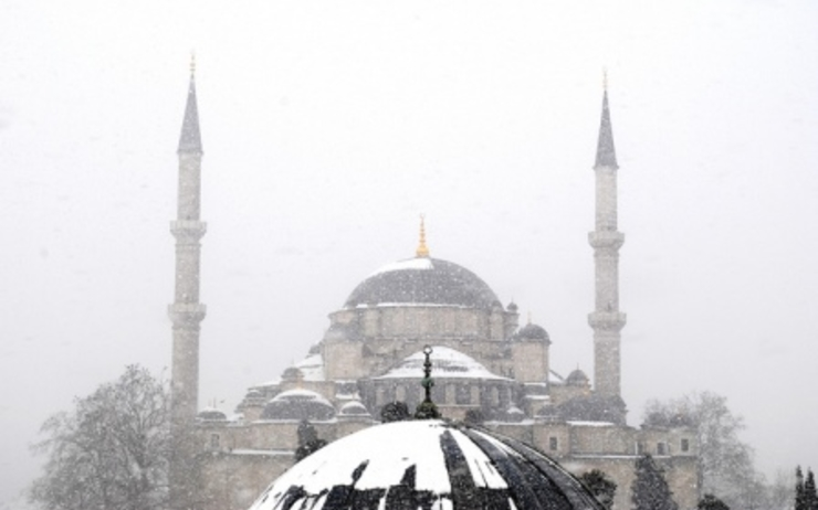 hiver Istanbul